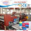 Une couche anti-vieillissement trois couches ridées, machine trapézoïdale de plastique de feuille de toiture de PVC