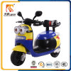Пластичная езда на мотоцикле малышей электричества миниом для сбывания