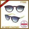 F7592 Douane om de Zonnebril van de Wapens van het Bamboe