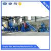 Umweltfreundlicher verwendeter Gummireifen, der Maschine, komplettes Gummireifen-Abfallverwertungsanlageaufbereitet