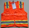 8 alta qualidade Safe e Comfortable Reflective Vest/Election Suit/Safety Clothing
