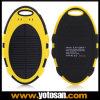 cargador solar impermeable del teléfono móvil de la batería de la potencia del USB 5000mAh