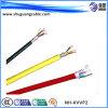 Nh-Kvvp2 PVC Cu Tape Screened Flame Insulated и Sheathed - retardant кабель системы управления