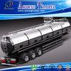 3 d'axe de l'acier inoxydable 304 d'essence de camion-citerne remorque semi