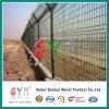 Qym-Border Razor Wire auf Oberseite Fence