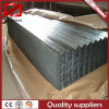 Chapa de aço Z120 ondulada galvanizada mergulhada quente
