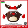 Santa Deer Special Round Christmas Toy per Children Stuffed Toy