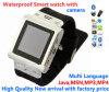 Les montres mobiles de mode imperméabilisent la montre intelligente de téléphone cellulaire (HW-001)