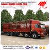 Estaca Van Truck de la alta calidad 8*4 para cargar de los productos agrícolas