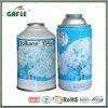 Gafle/OEM 프레온 가스, R134A, R22, R407c. R600A 작은 깡통 가스 냉각제 가스