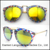 Mirror Lens를 가진 형식 Ray Bane Clubmaster Injection Sunglasses
