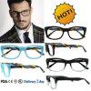 Frames italianos dos Eyeglasses dos Eyeglasses Handmade dos frames óticos de Eyewear do acetato