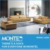 家具、ソファー、革調節可能なヘッドレストのソファー