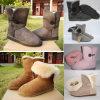 Зима Boots кнопка Bailey - 5803