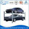 Система стоянкы автомобилей стерео подъема стоянкы автомобилей автомобиля столба гаража 2 автоматическая