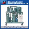 Aceite hidráulico usado / Calefacción purificador de aceite
