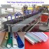 Tubo a fibra rinforzata del PVC che fa macchina
