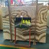 Lastra di pietra di marmo popolare del marmo dell'inclusione da vendere