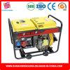 generatore di potere 3kw con l'inizio elettrico diesel