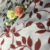 Lino caliente como el diseño del telar jacquar de la cortina de la ventana de la materia textil suave