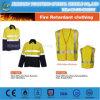 T-shirt du travail des hommes de constructions de force de coutume d'usure de travail de sûreté salut