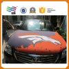 Coperchio su ordinazione del cappuccio dell'automobile del tessuto elastico di Lycar per la bandierina di campagna