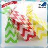 Мешки Bw1-103 сплетенные PP+PVC упакованные Kraft бумажные для подарка и покупкы
