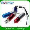 금속 USB 섬광 드라이브 Thumbdrive U 디스크 병 모형 USB Pendrive
