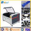 9060 100W二酸化炭素レーザーの切断ファブリックまたは革または木製またはプラスチック機械