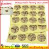 Zelfklevende Sticker voor Cake die de Zuivere Zelfklevende Sticker van het Zelfklevende Etiket van het Etiket van de Sticker Buitensporige inpakken