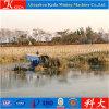 中国水Weedの切断の収穫機