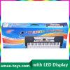 Órgano electrónico de Ek-Mk4300-54-Key con la visualización de LED
