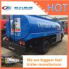 Caminhão de tanque do transporte do leite do caminhão do petróleo comestível de Foton 1.5-2ton