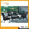 Мебели патио конструкции высокого качества софа угла ротанга модной алюминиевая
