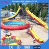 Tubos de deslizamento de água infláveis Peças de deslizamento de água de piscina para crianças e adultos