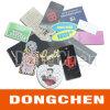 Étiquettes faites sur commande de coup de papier de vêtement des prix les plus inférieurs fabriquées en Chine