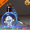 Горячие подарки 3D роскошные стеклянные кристаллический Keychain (YT-3271)
