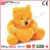 Urso do brinquedo do Valentim macio do animal enchido