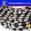 El alambre del diamante de Huazuan vio para el mármol