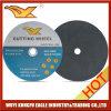 Прочный диск вырезывания смолаы малого диаметра для металла/нержавеющей стали