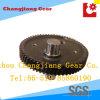 Schmiedendes und karburierenübertragungs-Stahlkegelradgetriebe mit Welle