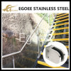 De Klem van het Traliewerk van het Glas van het roestvrij staal voor 812mm Glas