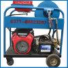 Mecanismo impulsor de alta presión de la gasolina de la máquina de la limpieza del dren de la alcantarilla del arenador