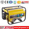 휴대용 2500W 공냉식 4 치기 가스 발전기 세트