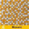 mosaico cristalino de la venta de 4m m de la mezcla caliente de la piedra para la serie de la mezcla de la piedra de la decoración de la pared (mezcla de piedra 01/02/03)