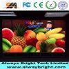 Parete piena dell'interno di colore P4 video LED di Abt per fare pubblicità