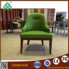 茶棒喫茶店のレストランはカシの木の椅子のArmrestによって装飾される椅子の簡単な現代椅子の議長を務める