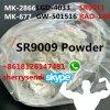 99% das reine Sarms Stenabolic Sr9009 Sarm Puder laden Übungs-Ausdauer auf
