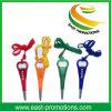 2017 de Goedkope Plastic Balpen van de Flesopener met de Kabel van de Hals