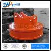 Electroimán de elevación circular para la instalación del excavador con 1400kg la capacidad de elevación Emw-130L/1